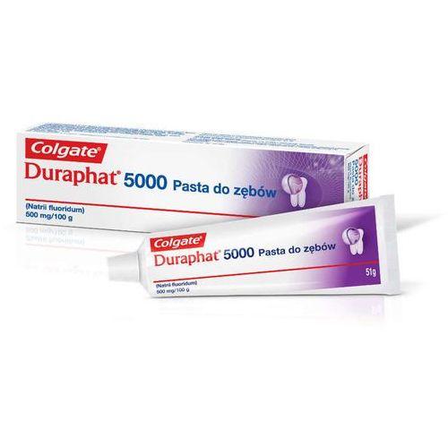 Colgate palmolive Duraphat 5000 colgate pasta do zębów 1,10% 51g