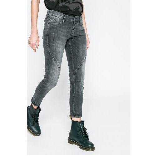 - jeansy jasmin button marki Mustang