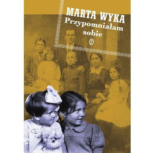 Przypomniałam sobie - Dostawa zamówienia do jednej ze 170 księgarni Matras za DARMO, Marta Wyka