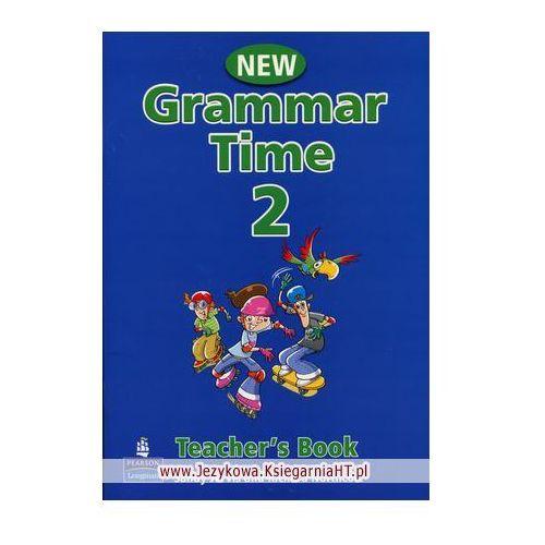 New Grammar Time 2 Teacher's Book (książka nauczyciela) (9781405852708)