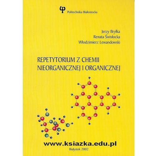 Repetytorium z chemii nieorganicznej i organicznej (134 str.)