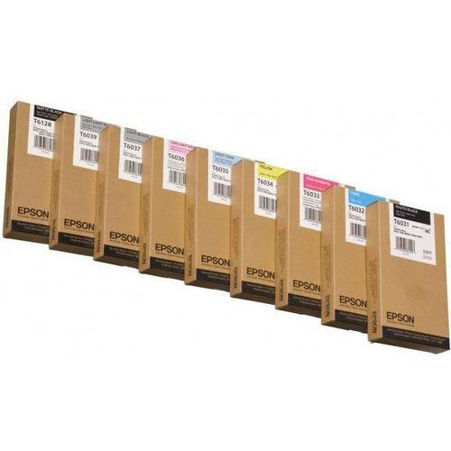 Epson oryginalny ink C13T603900, light light black, 220ml, Epson Stylus Pro 7800, 7880, 9800, 9880, IEPB603900BG (6283257)