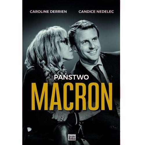 Państwo Macron - CAROLINE DERRIEN, oprawa miękka