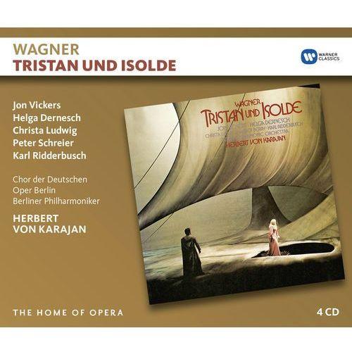 Warner music Wagner: tristan und isolde - herbert von karajan (płyta cd) (0825646959471)