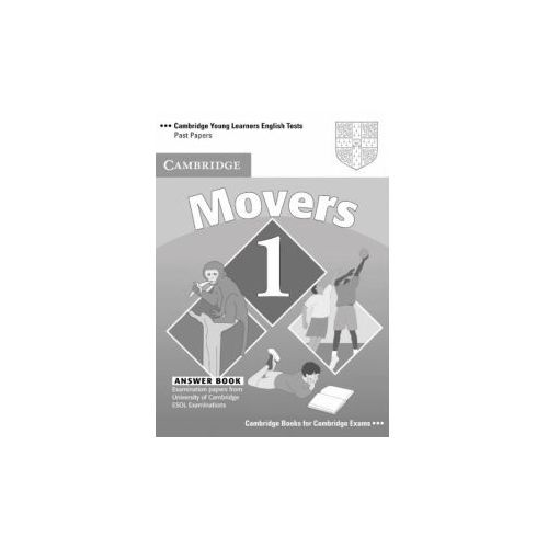 Cambridge Young Learners English Tests Movers 1 Answer Booklet (30 str.)
