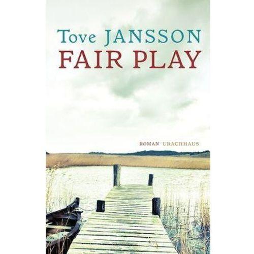 Fair Play Jansson, Tove (9783825178925)