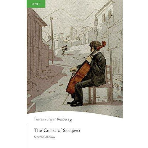 The Cellist of Sarajevo + CD. Penguin Readers (9781447938071)