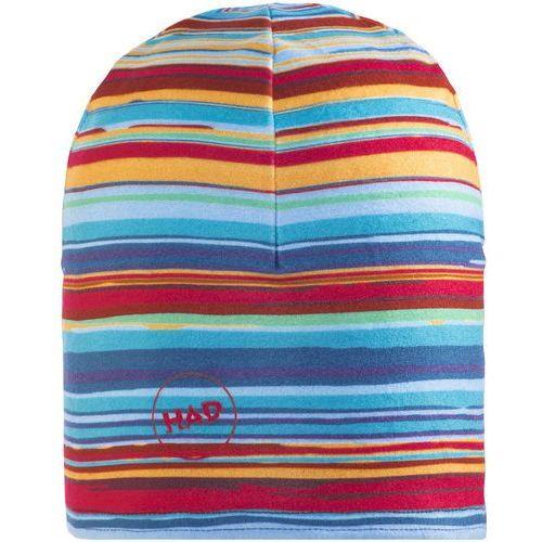 printed fleece nakrycie głowy dzieci kolorowy czapki marki Had