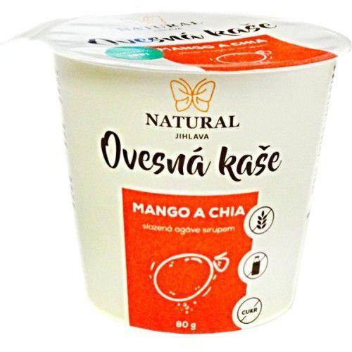 Owsianka z mango i chia 80g marki Natural