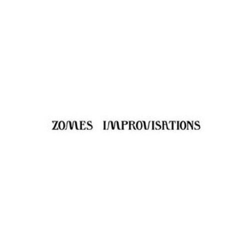 Thrill jockey Improvisations - zomes (płyta cd) (0790377029611)