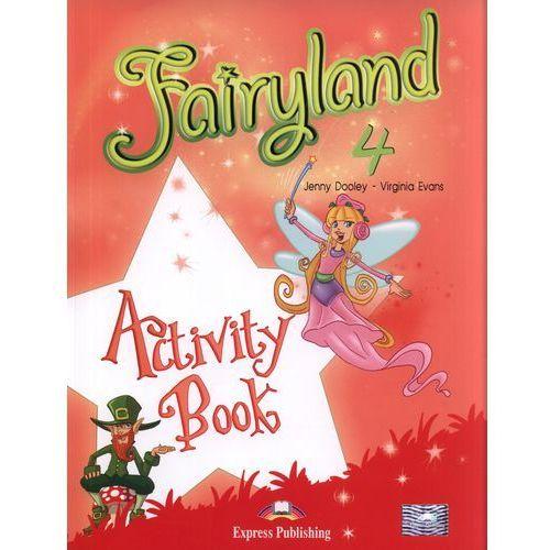Fairyland 4 (+ CD), oprawa miękka