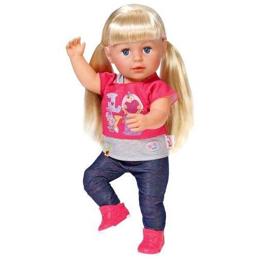 Lalka interaktywna Siostrzyczka 43 cm 820704, marki BABY born do zakupu w Mall.pl