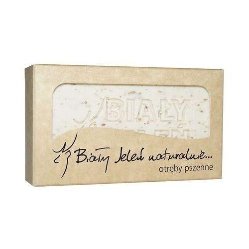 BIAŁY JELEŃ Naturalnie Mydło naturalne z otrębami pszennymi 100 g