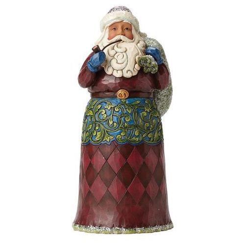 Jim shore Mikołaj wiktoriański, (rejoice be glad), 4047677 figurka ozdoba świąteczna