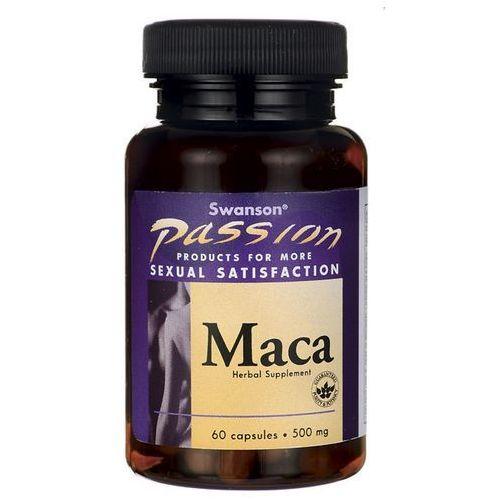 Swanson Maca extract 60 kaps.