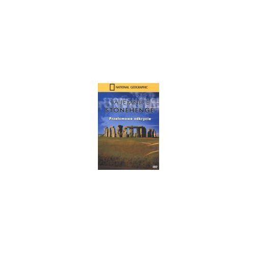 Tajemnice Stonehenge. Przełomowe odkrycie (5902814722138)