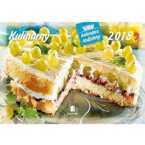 Kalendarze Kalendarz rodzinny 2018 wl 1 kulinarny (5901397023311)