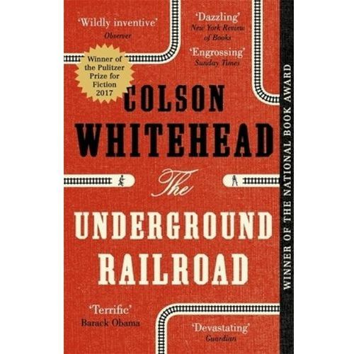 The Underground Railroad, oprawa miękka