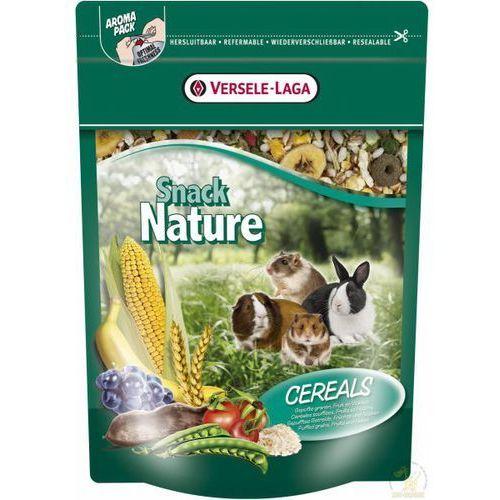 Versele laga snack nature cereals - płatki zbożowe i prażone zboża i owoce 500g