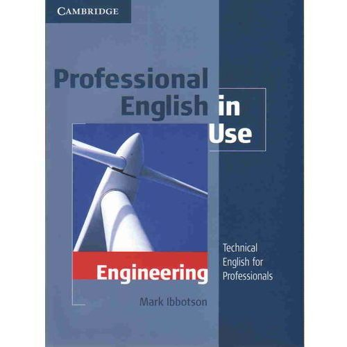 Professional English in Use Engineering with Answers, Cambridge University Press