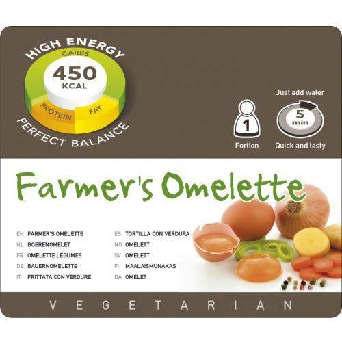 Adventure food Omlet farmerski (1 porcja) (8717624621253)