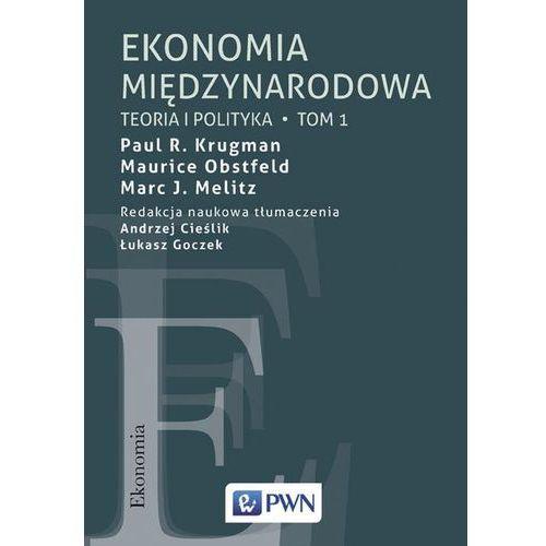 Ekonomia międzynarodowa. Tom 1, Wydawnictwo Naukowe Pwn