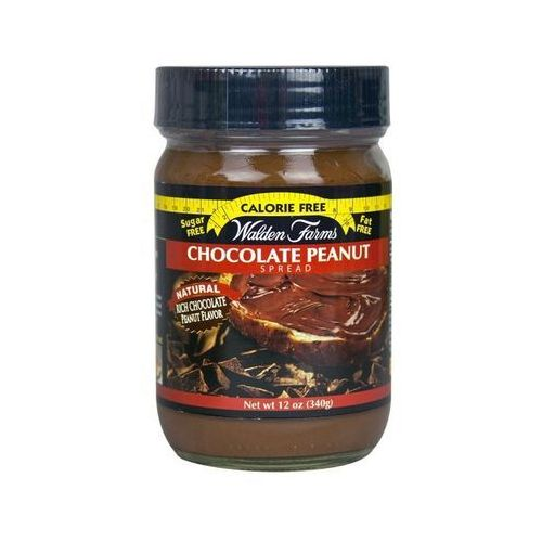 Walden farms chocolate peanut butter spread 340g