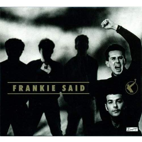 Soulfood Frankie said - frankie goes to hollywood (płyta cd) (0698458816023)