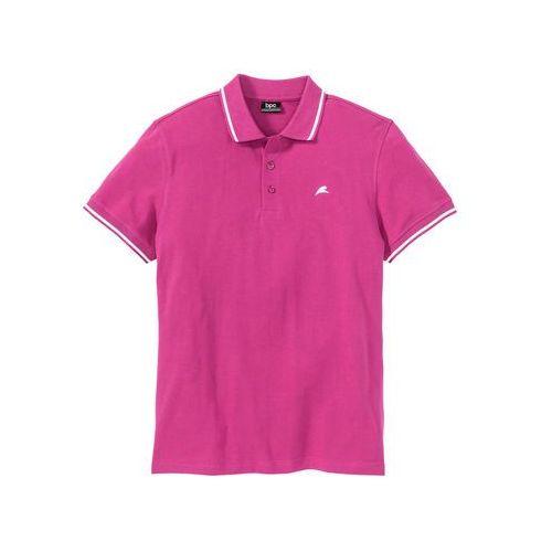 Bonprix Shirt polo różowy