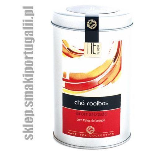 Herbata rooibos z czerwonymi owocami 100g marki Quinta de jugais