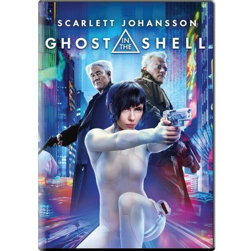 Imperial cinepix Ghost in the shell (dvd) + książka