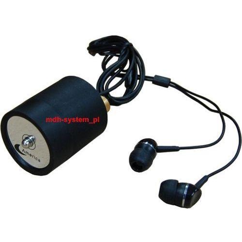 Podsłuch stetoskopowy - przez ścianę