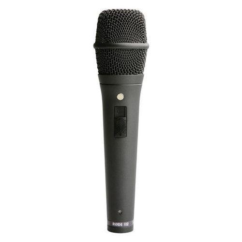 """Rode m2 - mikrofon pojemnościowy -5% na pierwsze zakupy z kodem """"start""""! (6988130010950)"""