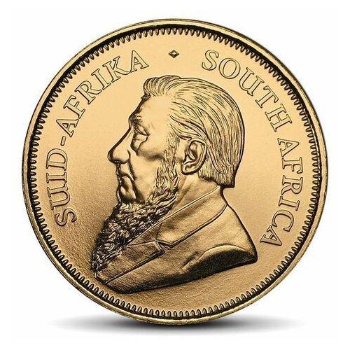 Rand refinery Krugerrand 1 uncja złota - 15 dni