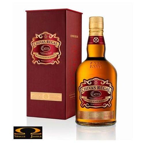 Whisky chivas regal extra 0,7l marki Chivas brothers