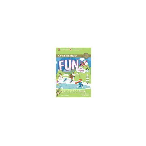 Fun for Flyers Presentation Plus DVD, CAMBRIDGE UNIVERSITY PRESS