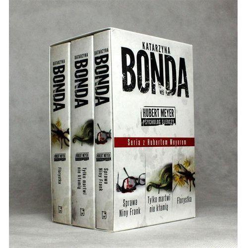 Katarzyna Bonda - pakiet 3 książek (9788328702370)