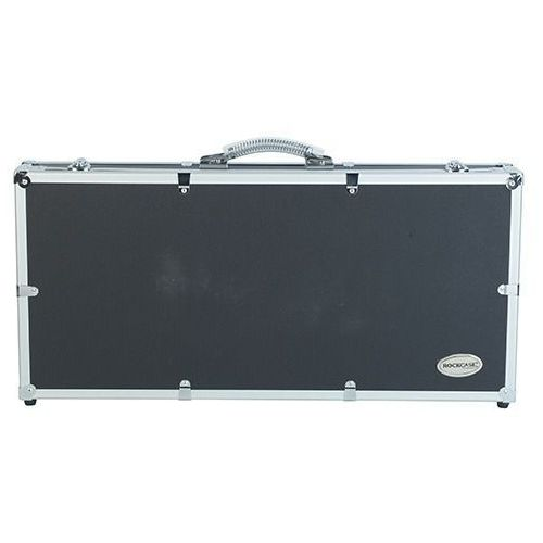 Rockcase rc-23212-b flight case - for 12 microphones, futerał na mikrofony