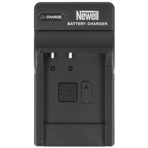 Ładowarka dc-usb do akumulatorów np-bn1 marki Newell