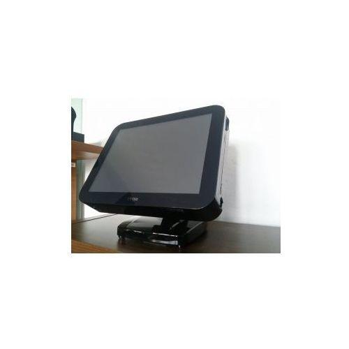 Terminal dotykowy z procesorem i7 pos 9000 czarny marki Tysso