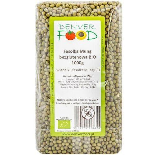 Denver food ul. pogodna 11, 84-240 reda, polska dystrybutor: denver fo Fasolka mung bezglutenowa bio 1000g denver food