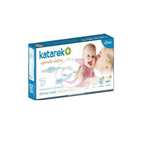 KATAREK Plus Aspirator odciągacz kataru 1 szt. - sprawdź w Apteka Dziecka