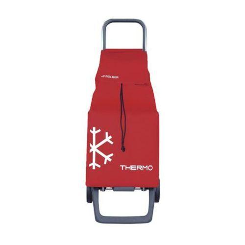 Wózek na zakupy Rolser JOY Jet Thermo Rojo (wózek na zakupy)