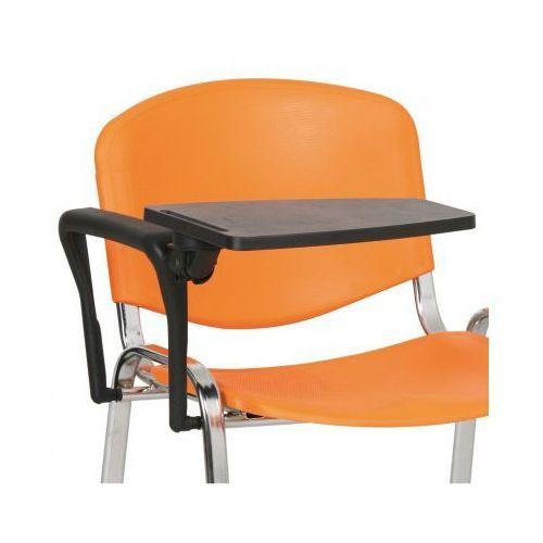 Plastikowy stolik z podłokietnikiem - sprawdź w B2B Partner