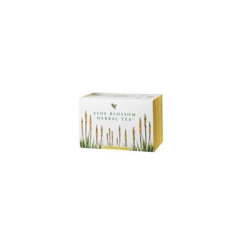 Forever living products Herbata aloesowa, aloe blossom herbal tea 25 torebek