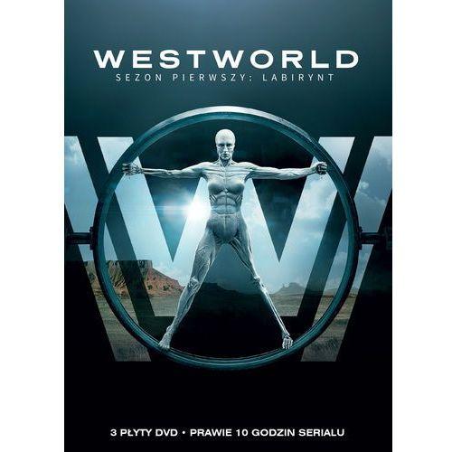 Westworld, Sezon 1 (DVD) - Jonathan Nolan DARMOWA DOSTAWA KIOSK RUCHU (7321909347557)