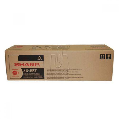 oryginalny toner ar-455t, black, 35000s, sharp ar-m351u, n, 451u, n marki Sharp