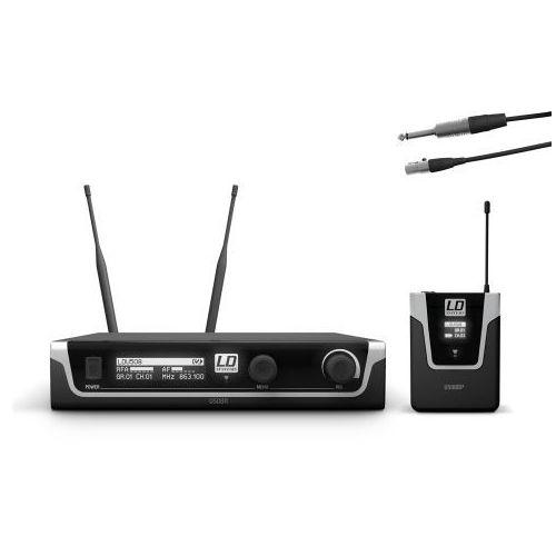 u508 bpg mikrofon bezprzewodowy instrumentalny marki Ld systems