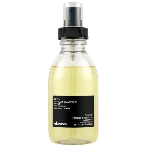 OI oil olejek zapweniajacy włosom absolutne piękno 135ml - sprawdź w sklep.salonalchemik.pl