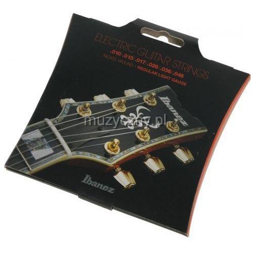 egs 61 struny do gitary elektrycznej 010-046 marki Ibanez